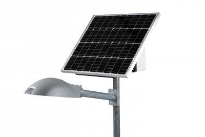 LED svítidlo s fotovoltaickým panelem- SOLAR ELLIS