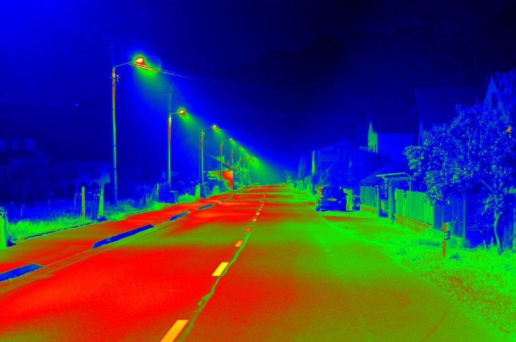 Měření osvětlení (jasový analyzátor, luxmetr)